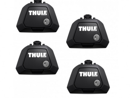 Patka Thule 7104 Evo Raised Rail