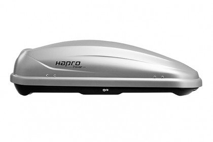 Náhled produktu - Hapro Traxer 4.6 Silver Grey